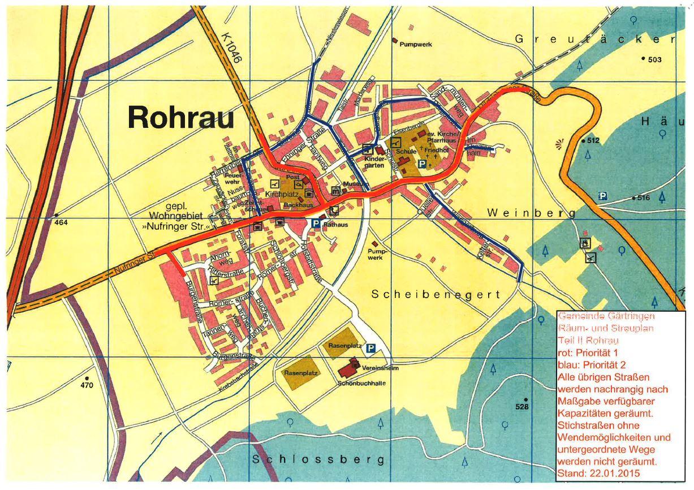 Streuplan Rohrau (2015)
