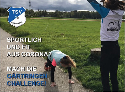 TSV Gärtringen Challenge